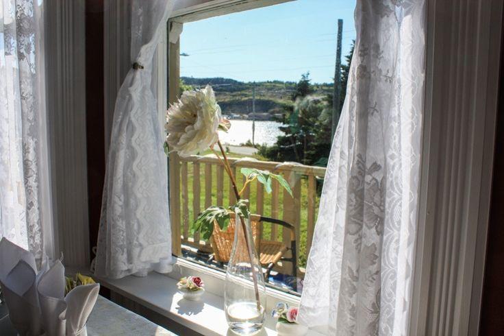 Romantisches Fenster in Neufundland  ... #fenster #neufundland #romantisch