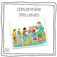 Concentratiespelletjes