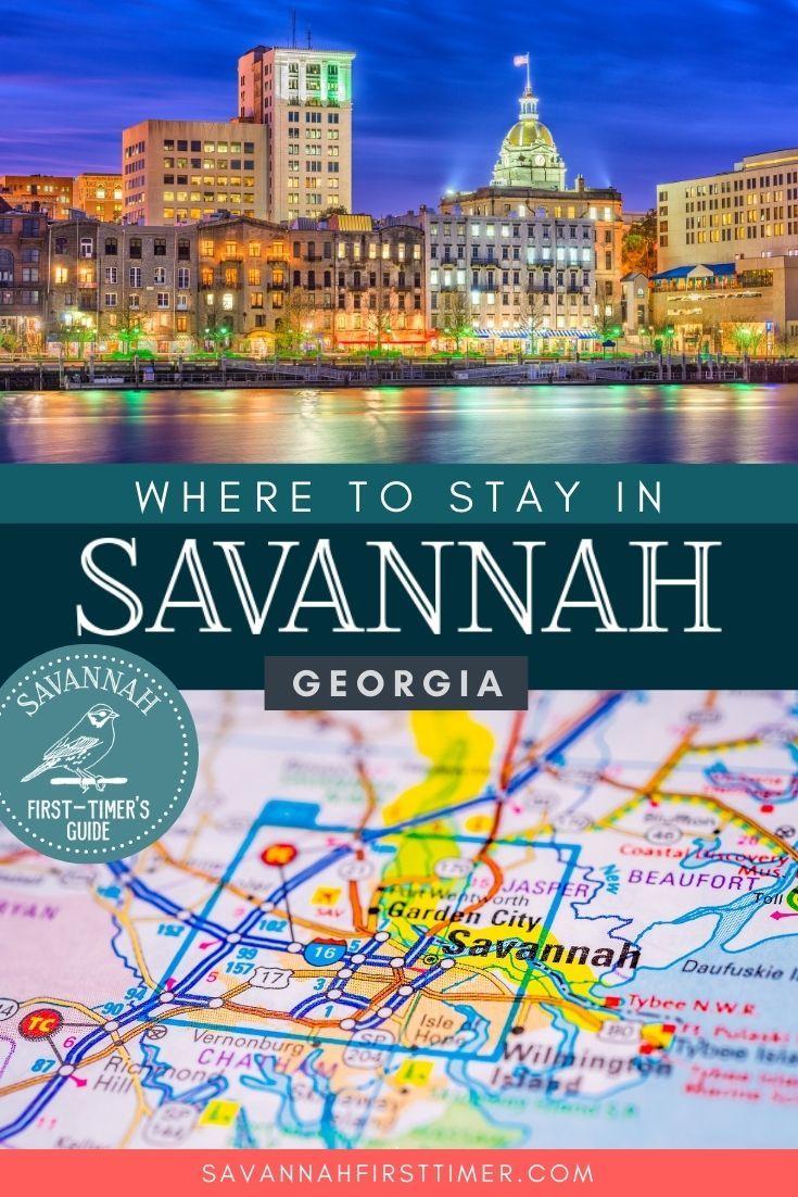 Where To Stay In Savannah Ga Usa In 2021 Georgia Travel Southern Travel Travel Savannah