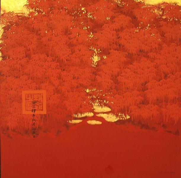 #bui huu hung #apricot gallery #vietnam #vietnamese art