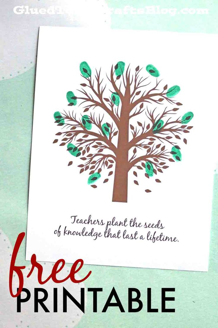 Teachers Plant The Seeds Of Knowledge That Last A Lifetime - Free Printable - Perfect For A Classroom Gift!