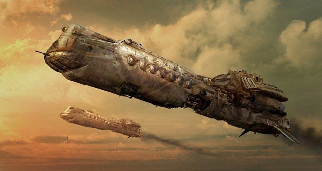 Πρόσκληση προς συγγραφείς να συμμετέχουν στην πρώτη Ελληνική Steampunk ανθολογία,  «Θεοί του Ατμού: Steampunk οράματα»