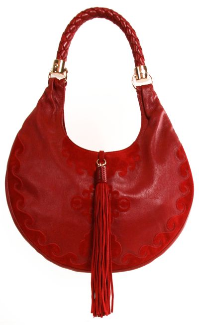 YVES SAINT LAURENT (YSL) SHOULDER BAG Designer bags are usually hideous but I like this.
