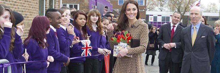 www.bollove.com - Düşes Kate aynı kahverengi elbiseyle!