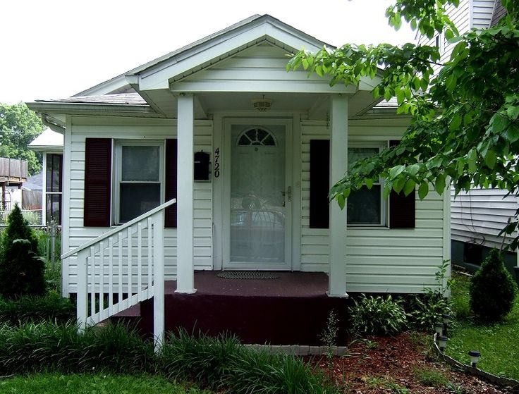 A tiny home in Kanawha City, WV