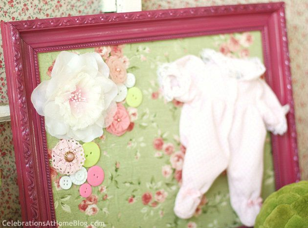 shabby chic baby shower: Baby Take Hom, Chic Buttons, Baby Outfits, Outfit Ideas, Buttons Flowers, 4 Shabby Chic Baby Shower Jpg, Baby Shower Ideas, Chic Baby Showers, Outfits Ideas What