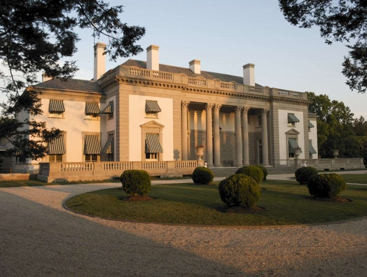 nemours mansion Mansions, Nemours mansion, Traditional