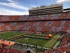 Tennessee Vols v South Carolina Football 2 (of 4) Tickets Lower Chairbacks