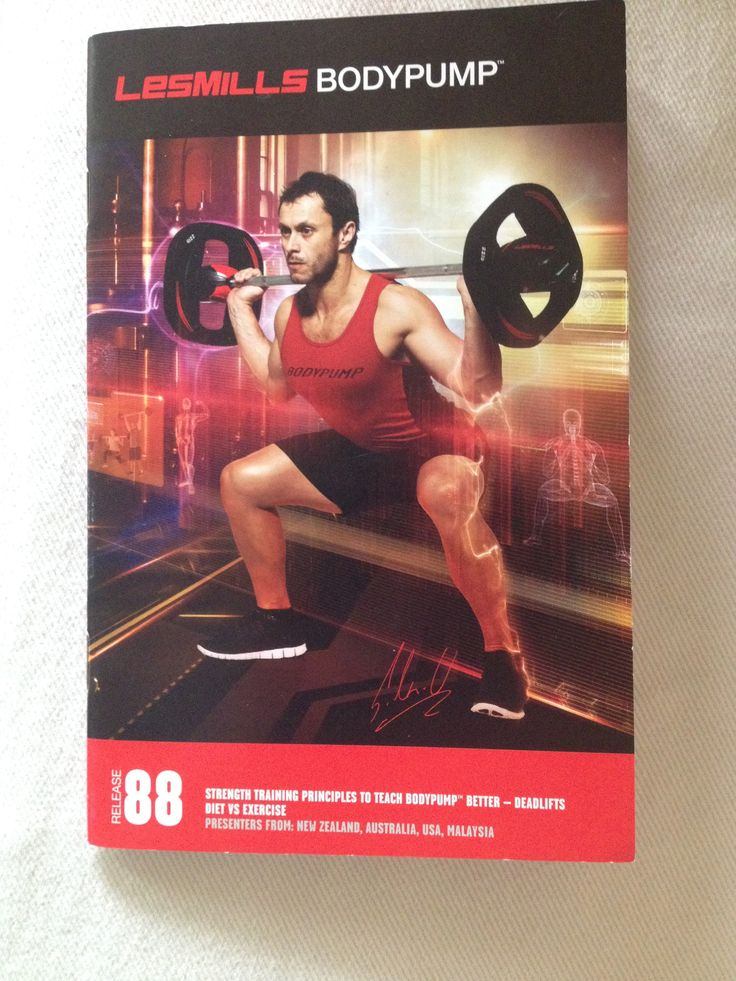 bodyPUMP release 88 review
