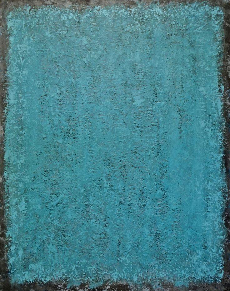 Solaris #118 - Minimal abstract art by Jacek Sikora