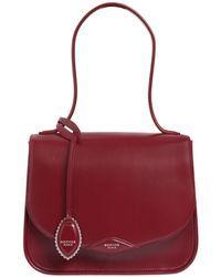 Rochas   Medium Manceau Soft Leather Bag   Lyst