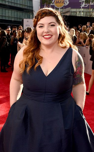 Mary Lambert (May 3, 1989) American singer, o.a. known from Macklemore & Ryan Lewis.