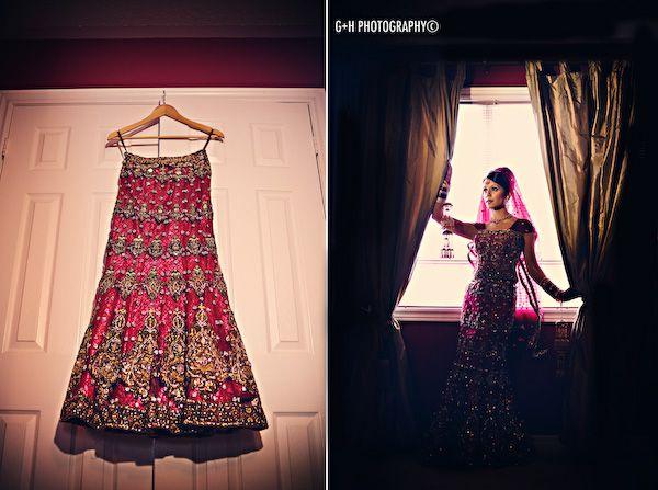 Hindu Wedding Invitations Toronto: 17 Best Images About Indian Bridal Lenghas On Pinterest