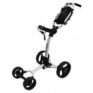 New Flip & Go 4 Wheels Golf Cart Black/White