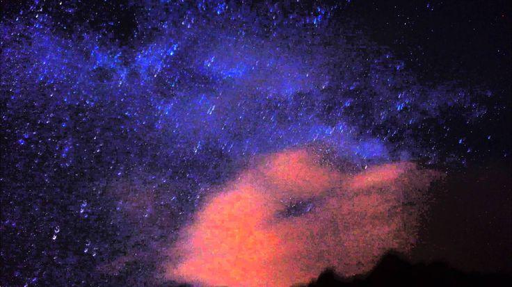Cum se face un timelapse cu Calea Lactee