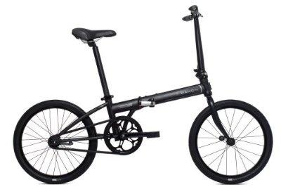 Dahon Speed Uno Folding Bike, Shadow