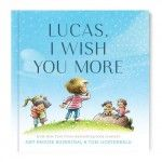 I See Me! | I Wish You More Personalized Book
