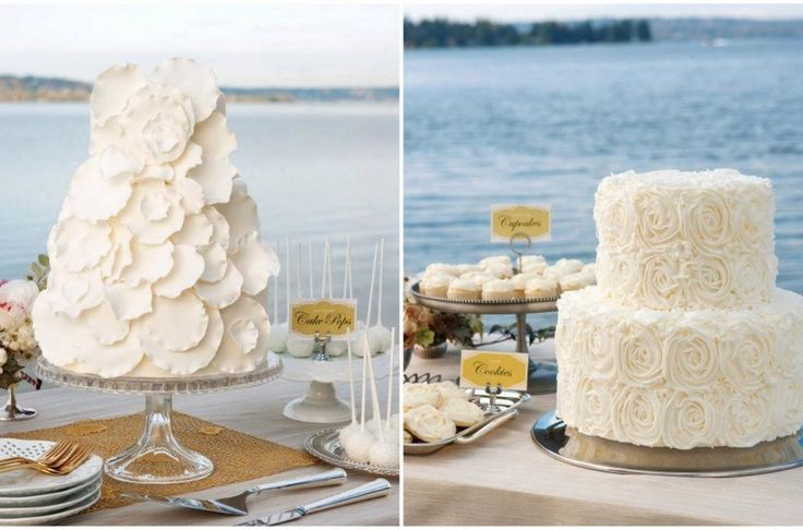 Super Pretty: Bridezilla Wedding, Beach Weddings, Wedding Cakes, White Cakes, Cakes A Lici