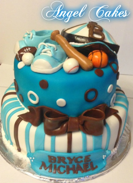 shower boys baby shower sports cake sports theme baby shower cake
