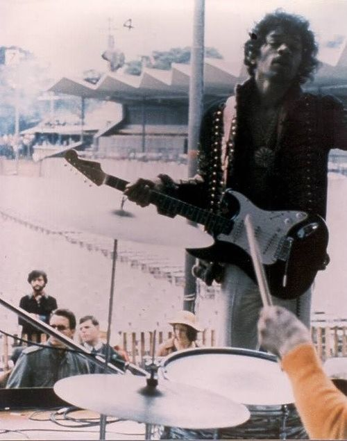 Monterey Pop Festival Soundcheck 1967-06-18