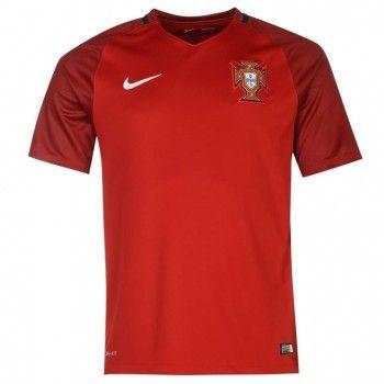 Portugal 2016 Hemmatröja Kortärmad   #Billiga  #fotbollströjor