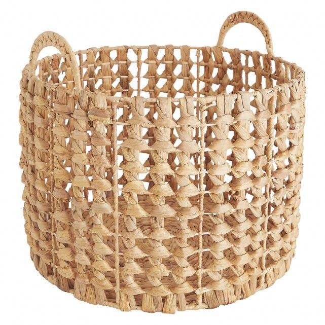 BEGERA Water hyyacinth storage basket