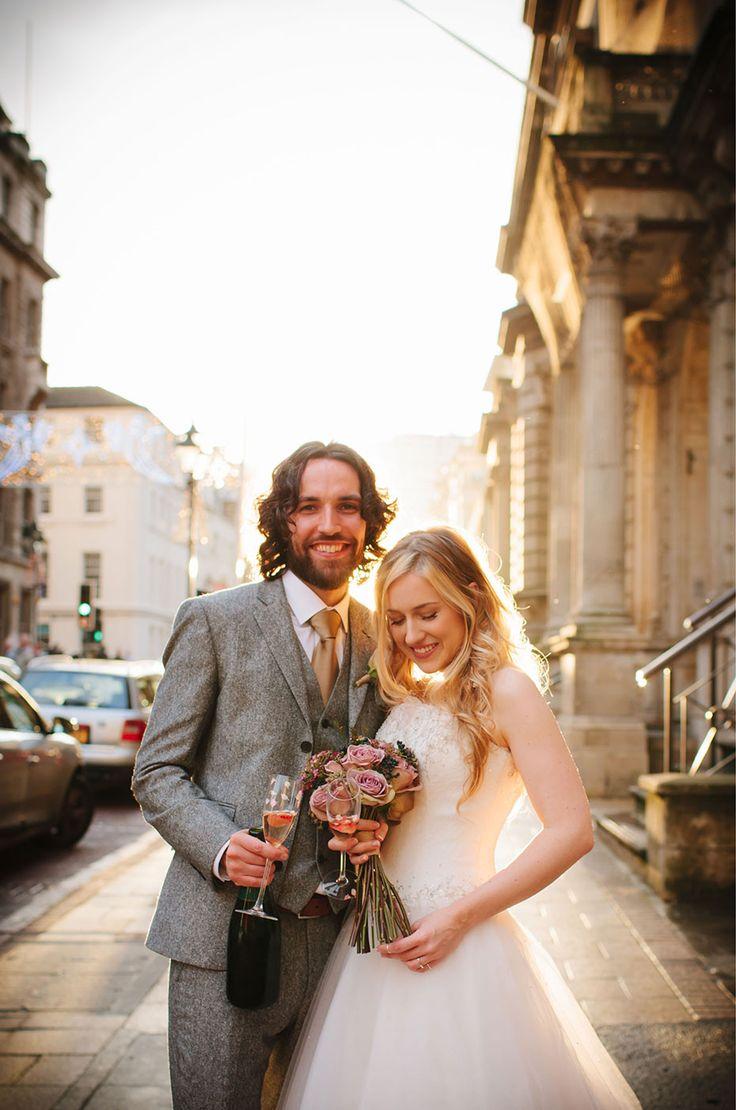 Beth + James' Wedding / Hotel Du Vin, Birmingham