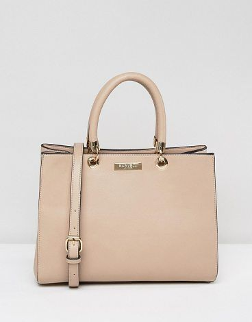 Dina Tote by Carvela Kurt Geiger. Cart by Carvela, Smooth faux-leather, Fully lined, Twin handles, Detachable single strap, Zip-top closure, Interior zip pocket, Wipe with a damp cloth, 100% Polyurethane. Part of the Kurt Geiger family of luxury footwear, Carvela holds t... #carvelakurtgeiger #bags