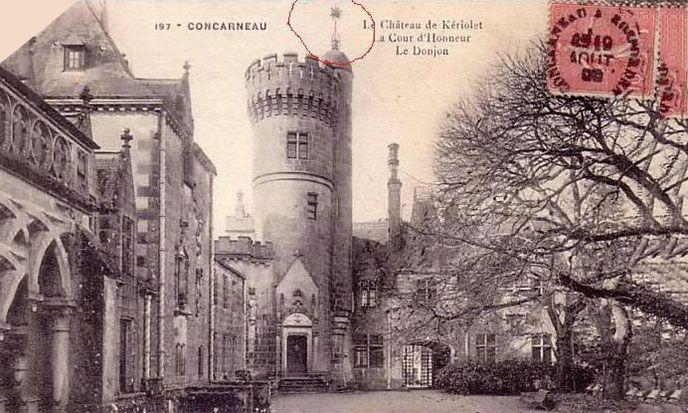 Le Chateau de Keriolet.