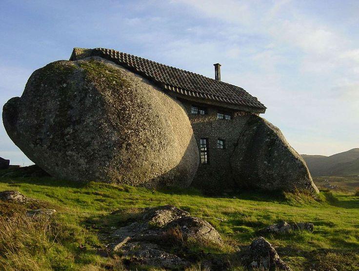 Flinstone-inspired home