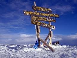 mt kilimanjaro - summit