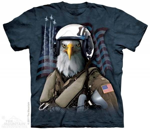 The Mountain Eagle T-shirt | Combat Stryker