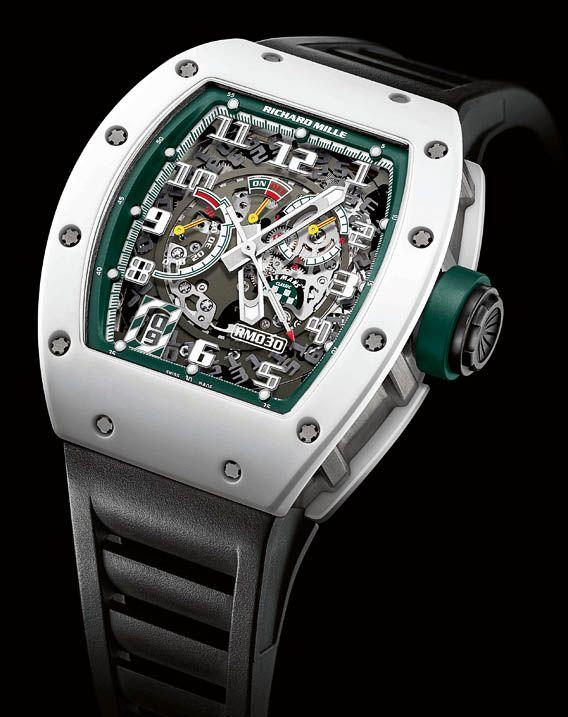 La Cote des Montres : La montre Richard Mille RM 030 Le Mans Classic 2014 - La 7e édition du Mans Classic se déroulera les 4, 5 et 6 juillet prochains