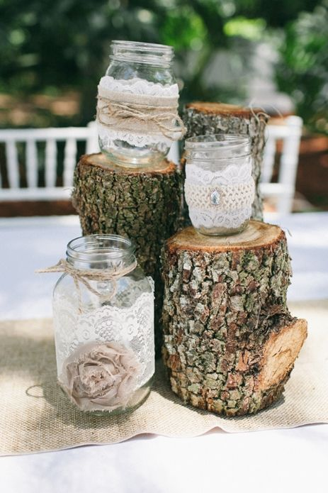 387 Best Mason Jar Wedding Images On Pinterest Country Barn Weddings Farm And Blog