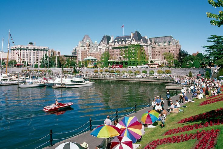 Things to Do in Victoria, Canada for Seniors