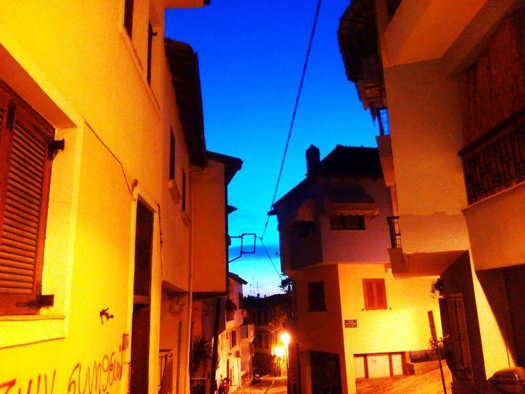Δ.Πολιορκητού, Άνω Πόλη / thessaloniki