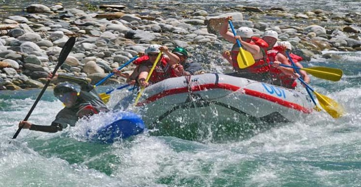 The mighty Chilliwack River, Don't miss the thrill!!