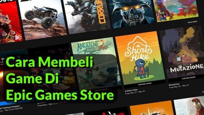 Cara Membeli Game Di Epic Games Store Terbaru 2020 Meme Game
