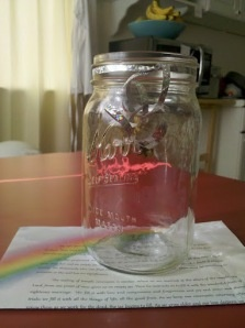 The Empty Jar & Temple Sealings - pinner says: This made my cry....very good idea and touching!!