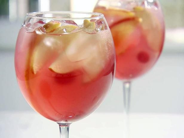 Calming Cooler Recipe : Sandra Lee : Recipes : Food Network. Instead of dried cranberries, use fresh or frozen raspberries!