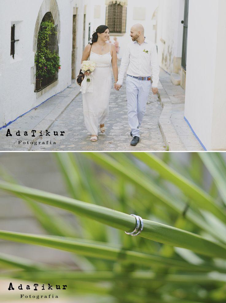 Boda en Sitges. adatikur.com Fotografia creativa, bodas y familiar. Wedding Sitges