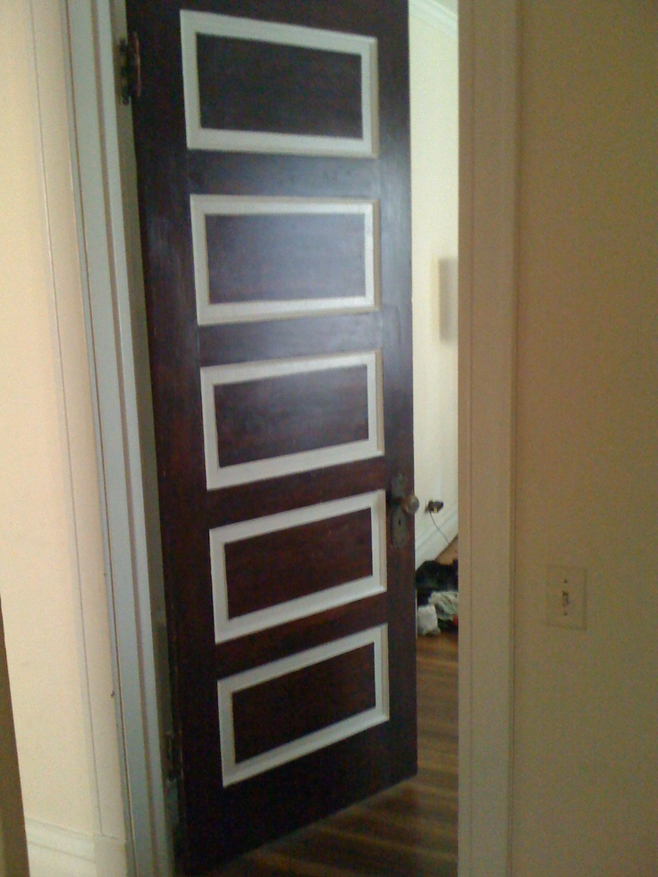 12 Best Images About Two Tone Panel Doors On Pinterest