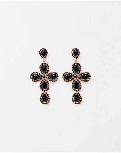 Izoa - Star Crossed Earrings