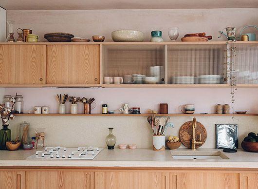 food52 feature of london loft. / sfgirlbybay