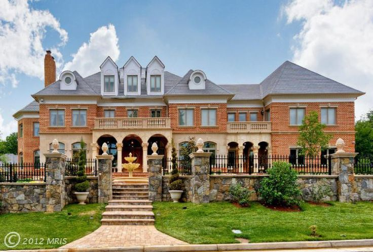 Stock Photo Leo Flesh Mansion Historic Ex le Chateauesque Style Architecture Constructed Brick Stone Steep Image46964025 likewise Luxury Brick Homes furthermore Patio Cover In Cypress Job82 also The Barn And Stables also Beautiful Stone Houses. on beautiful stone and brick homes
