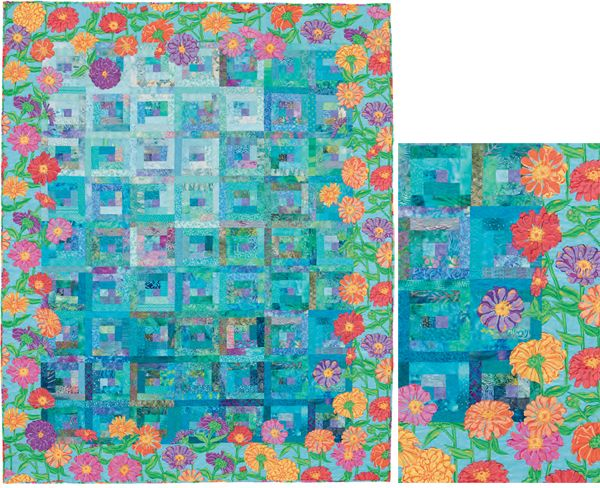 465 best quilt borders images on Pinterest   Free motion quilting ... : tiny quilts - Adamdwight.com