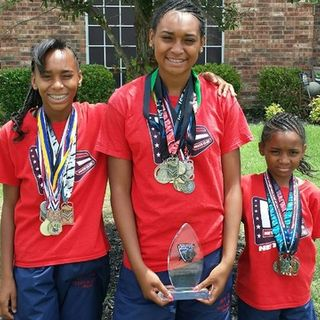 3 Sisters and Their Run To The Junior Olympics! - Help us, 3 sisters, compete at the 2014 AAU Junior Olympics – Track and     Field events, in Des Moines Iowa!  We have earned the opportunity to     participate at the world's largest youth Junior Olympic event and we get to do so as a sisterhood!   ...