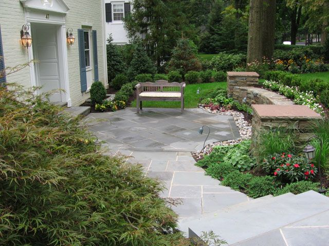 212 best home exteriors images on pinterest home for Home walkway ideas