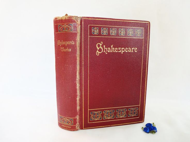 1926 The Complete Works of Shakespeare / Humphrey Milford, Oxford University…