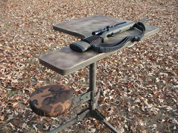 DOA Portable Shooting Bench